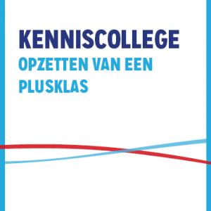 Kenniscollege Opzetten Van Een Plusklas