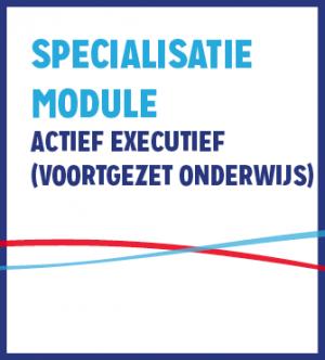 Specialisatiemodule Actief Executief (VO)