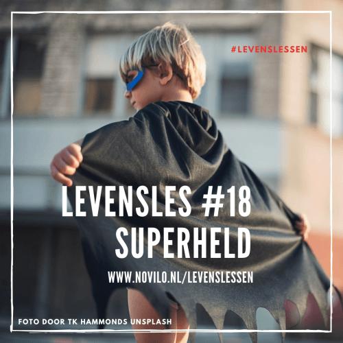 feli-x levensles superheld