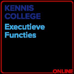 Kenniscollege Executieve Functies   (Middag)
