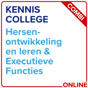 Kenniscollege Hersenontwikkeling En Leren & Executieve Functies (combiticket)