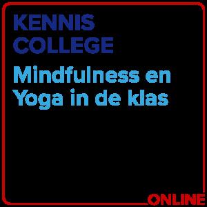 Kenniscollege Mindfulness En Yoga In De Klas