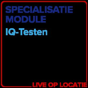 Specialisatiemodule IQ-Testen