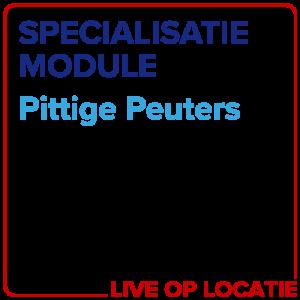 Specialisatiemodule Pittige Peuters
