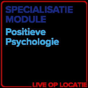 Specialisatiemodule Positieve Psychologie