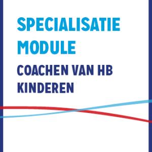 Specialisatiemodule Coachen Van Hoogbegaafde Kinderen