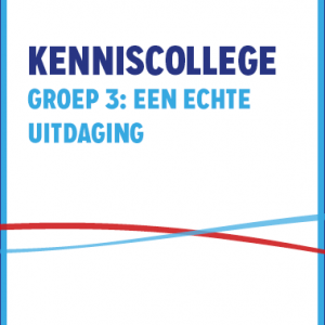 Kenniscollege Groep 3