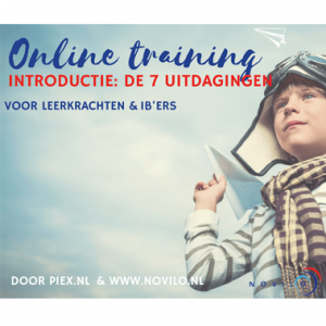 Online Training Introductie: De 7 Uitdagingen