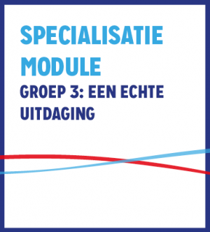 Specialisatiemodule Groep 3