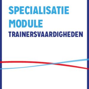 Specialisatiemodule Trainersvaardigheden