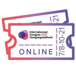 Internationaal Congres Hoogbegaafdheid (online Deelname)